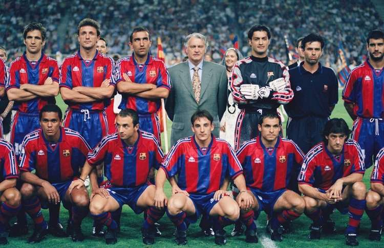 Bobby Robson (1996 With Barcelona Team).jpg