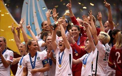 Image result for جام جهانی فوتبال زنان
